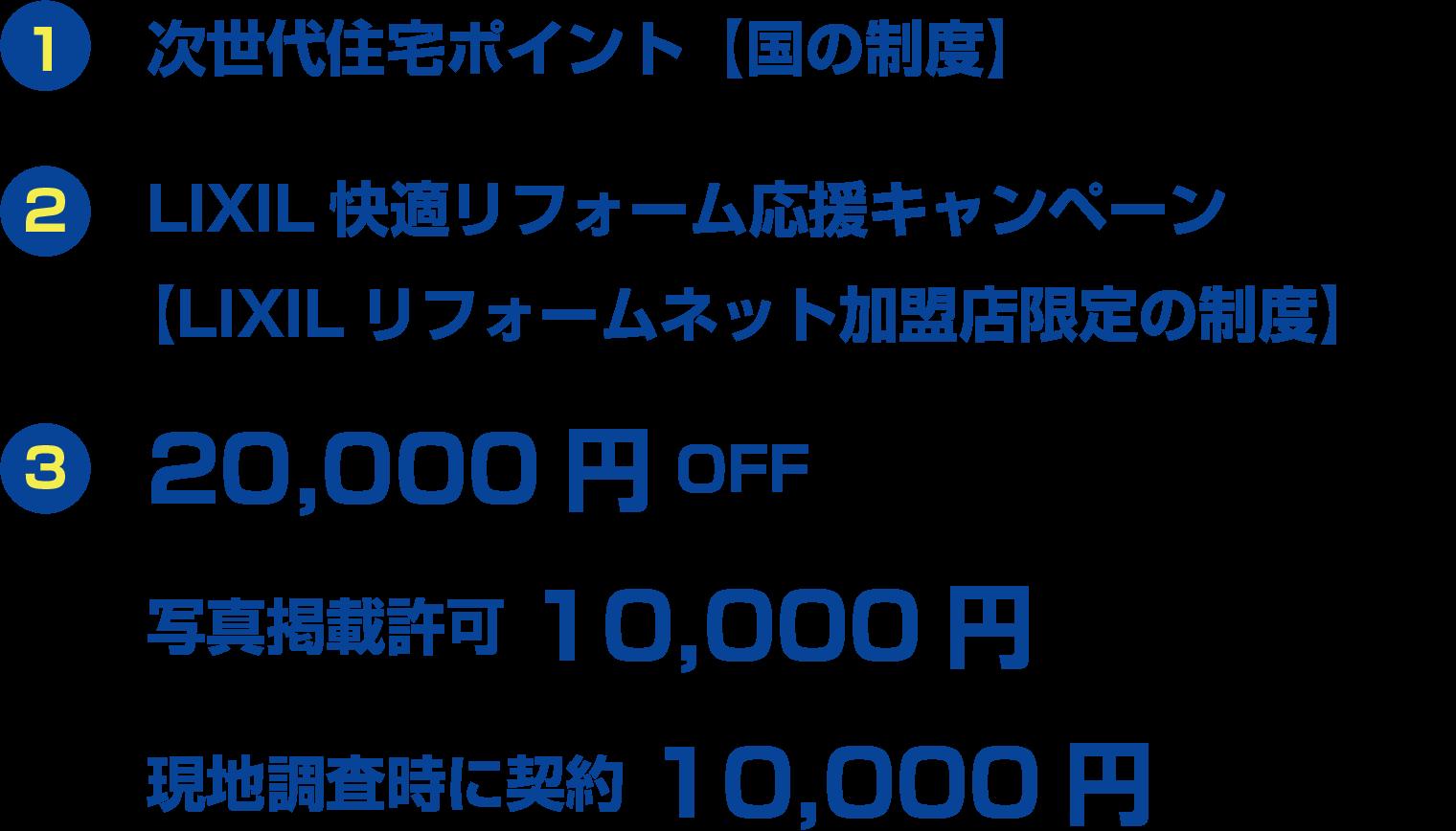 次世代住宅ポイント【国の制度】