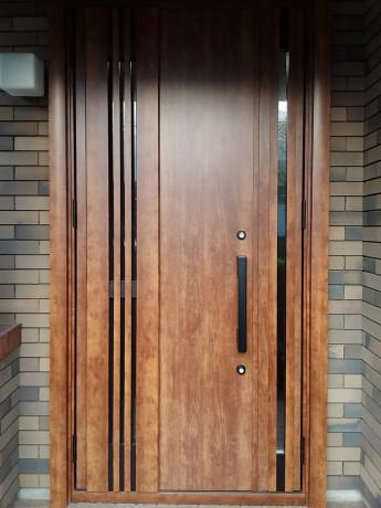 LIXILリシェントM83型親子ドア