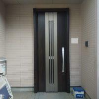 ミサワホームの玄関ドアを換気ができるドアにできます
