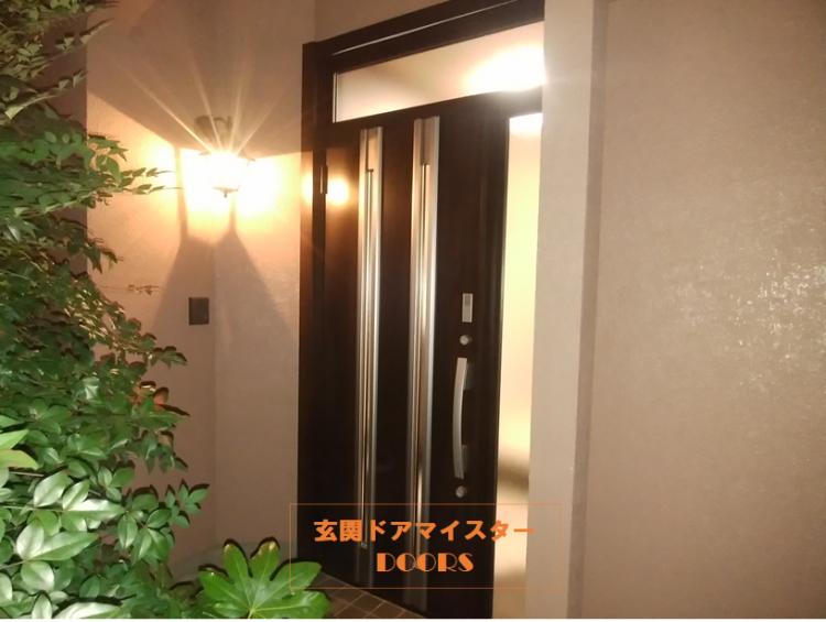 リクシルリフォーム用玄関ドア