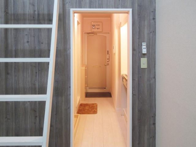 マンション玄関ドアリフォーム,カバー工法,断熱