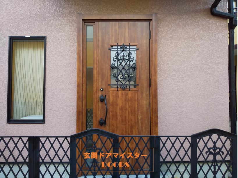 片袖枠なら袖部分を狭くしてドアの幅を広げられます【LIXILリシェントD41型】