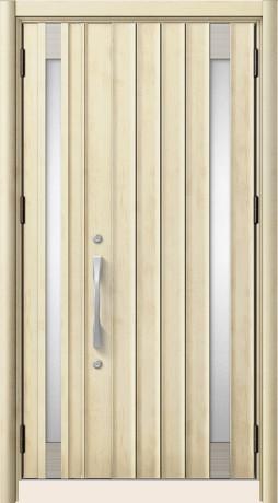 LIXILリシェントⅡ B61型 親子ドア エクリュアイボリー
