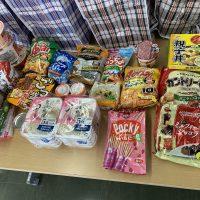 夏休みにあわせて食料品とお米をお届けしました【第4回取手まごころ便】