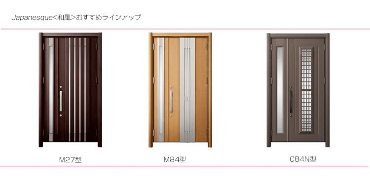 東京,千葉,茨城,玄関ドアのリフォーム, LIXILリシェント