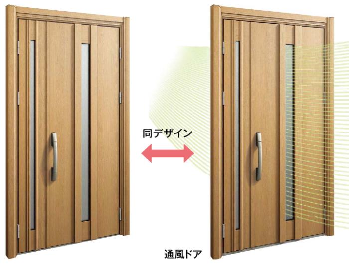 ykkap通風ドア