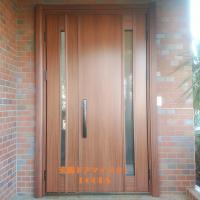 AICA製玄関ドアを換気と断熱ができるドアにする【YKKAPドアリモC09T】