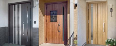 玄関ドア交換イメージ
