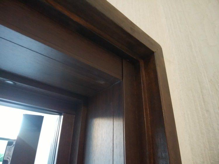 玄関ドアリフォーム,施工事例,茨城県利根町