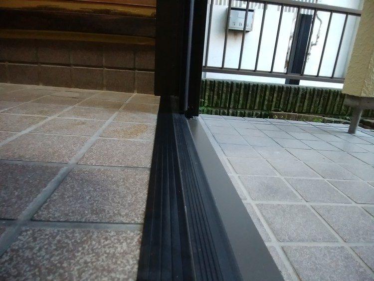 玄関ドアリフォーム,施工事例,茨城県牛久市