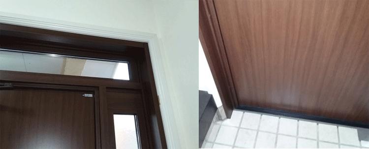 玄関ドアリフォーム,施工事例,茨城県竜ケ崎市